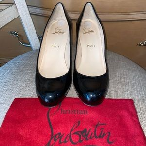Christian Louboutin Simple Pump Dust Bag Included